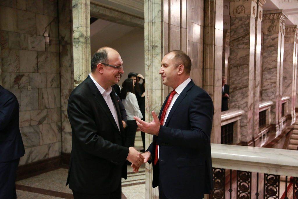 Концерт и поздравления от президента на България