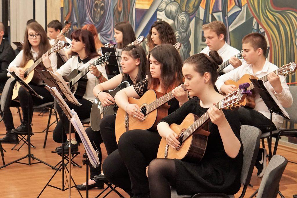 Концерт в Националния Дворец на културата НДК и Младежкия оркестър